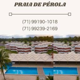 Praia da Pérola Ilhéus, apartamento 2/4 68m² - Oportunidade Incrível