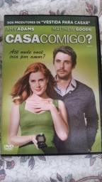 DVD Casa Comigo? Amy Adams Matthew Goode Original Novo
