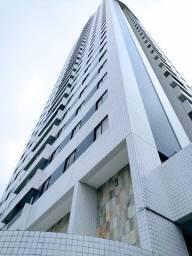 Título do anúncio: MD I O melhor do Pina com vista para o Mar - 3 quartos 84m² - Edf. Vila Jardim