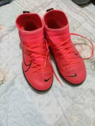 Chuteira infantil da Nike