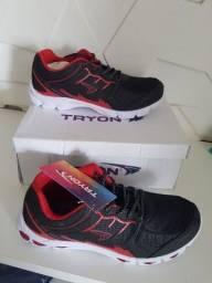 Tênis esportivo Tryon novo na caixa original n 43