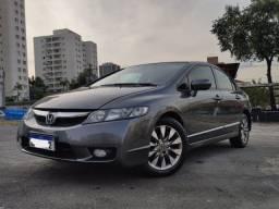 Honda Civic 2011 - Couro - 96.000Km