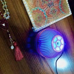 Presente zen: kit meditação, incensos, japamala, aromatizador e mais brindes