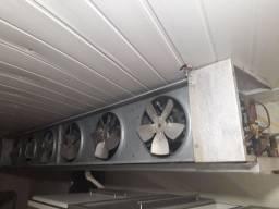Motor de câmera frigorífica