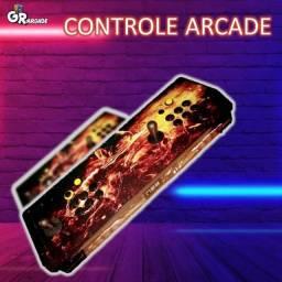 controle arcade do mortal kombat