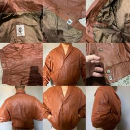 Jaqueta original Genuine Leather
