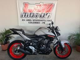 Yamaha MT 03 2020 ABS 2mil/km estado de zero