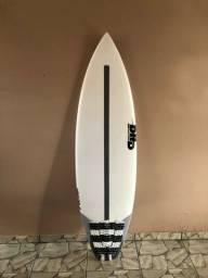 Prancha de Surf DHD 3DV EPS Core 5.11 30 litros