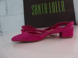 Kit 3 Calçados Santa Lolla
