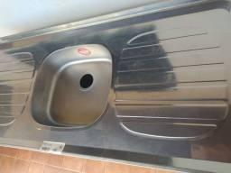 Pia inox NOVA troco em Fritadeira air fryer
