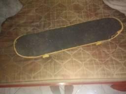 Vendo skate black shape