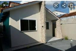 Casa recem construída com 2 quartos