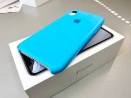 iPhone XR 128GB Branco - Saúde dá bateria 91%