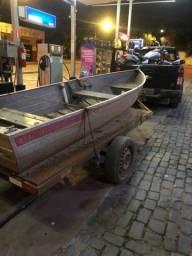 Barco levefort com motor