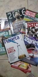 Revistas diversas (40 unidades)!