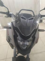 Vendo Motocicleta Honda/CB 500X Ano 2021/2021 Novíssima.