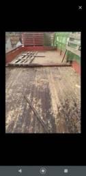Título do anúncio: Carroceria madeira