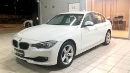 """Título do anúncio: BMW 320i Branca com interior bege, Tela de 7"""" da GP (Repasse de Consorcio)"""