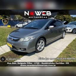 Honda CIVIC LXS 1.8 16V FLEX MECANICO