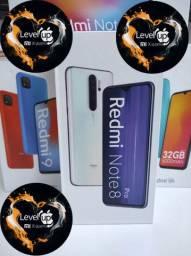 Hoje tem! REDMI Note 8 PRO da Xiaomi! NOVO lacrado Garantia e entrega
