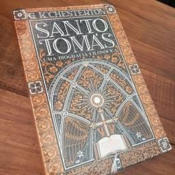 Biografia Santo Tomas de Aquino e A Vida Intelectual