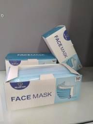 Mascara Descartável Tripla 50 und