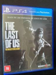 TORRO THE LAST OF US REMASTER PS4