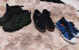 Calçados infantil