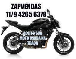 Yamaha Mt-07/mt-07 017/2018 0kM - 2017