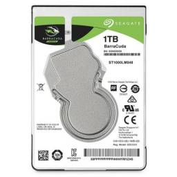 Hd Notebook 1tb Seagate Barracuda Ps4 Ps3 Xbox One comprar usado  Vila Velha