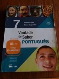 Livro de Língua Portuguesa 7º ano - Do Professor