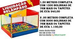 Vendo piscina de bolinhas,peças p cama elastica,air game,brinquedos,venda,aluguel,locaçao