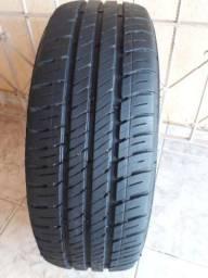 4 pneus seminovos 185/65/14 Goodyear Assurance
