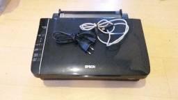 Scanner de mesa - Epson TX 115 - só scanner