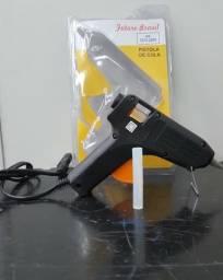 Pistola de cola quente