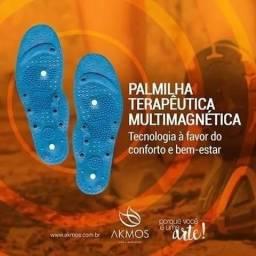 Palmilhas terapêuticas