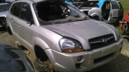 Hyundai Tucson Gls 2.0 16v autom. gaso. - Vendido em peças