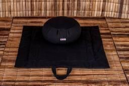 Kit para Meditação com Zafu