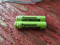 Telefone Panasonic importado dos EUA voltagem 110. usado em excelente estado