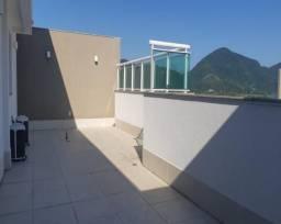 Apartamento a venda no bairro recreio dos bandeirantes em rio de janeiro - rj. 4 banheiros