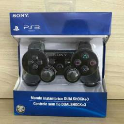 Controle PS3 sem fio Sony