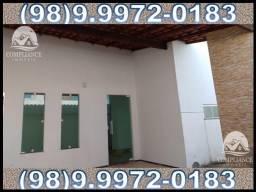Casa Nova á Venda,3 Quartos, Alto Jaguarema!