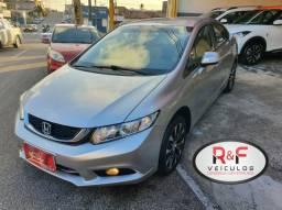 Civic LXR Aut 2016 Único dono revisões Honda - 2016