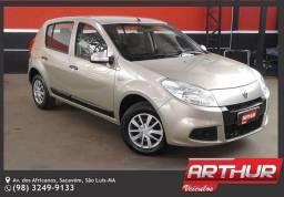 Renault Sandero Expression 1.0 Arthur Veiculos - 2012. R$ 23.500,00 - 2012