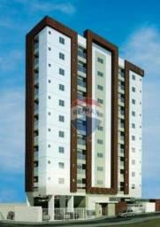 Apartamento com 2 dormitórios à venda, 65 m² por r$ 249.000,00 - recreio - vitória da conq