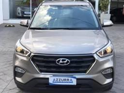 Hyundai creta 1.6 16v flex pulse plus automático 2019 - 2019