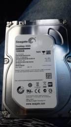 Vendo 8gb de memória pra NOTEBOOK e hd 1tb pra pc