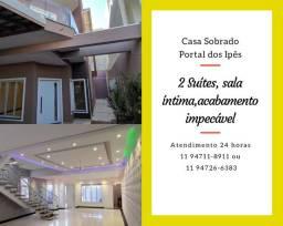Bela casa a venda no portal dos ipês