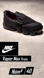 [Tênis] Nike Vapor Max (Preto) [Núm.40]