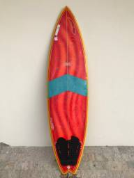 Prancha de surf tropical brasil 6?4